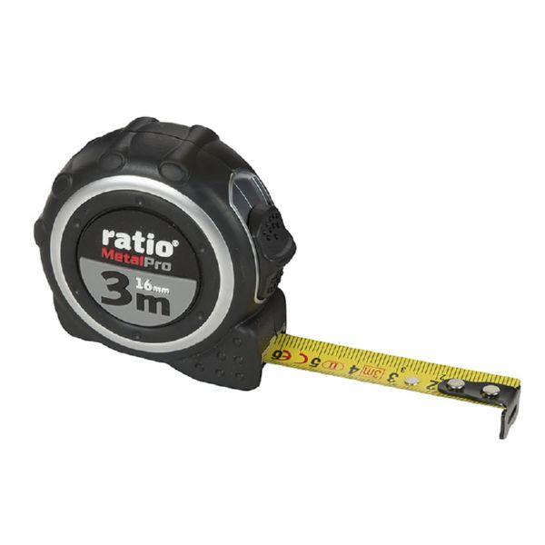 Flexómetro RATIO MetalPro